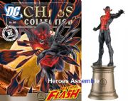 DC Chess Figurine Collection #60 Reverse Flash Justice League Eaglemoss